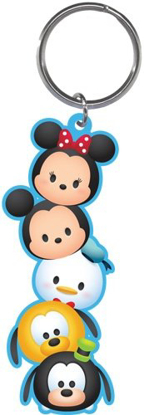 Picture of Disney Tsum Tsum Stack Mickey Mouse Ears Lasercut Laser Keychain