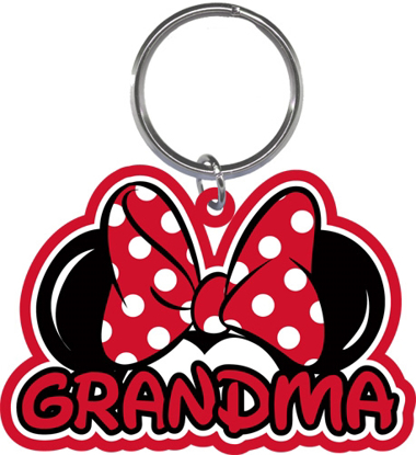 Picture of Lasercut Keychain for Grandma
