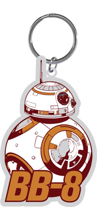 Picture of BB-8 Solo The Force Awakens Laser Keychain