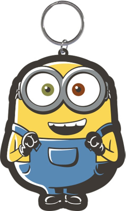 Picture of disney Minion Cheer Laser Keychain