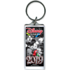 Picture of 2019 Dated Vintage Pal Mickey Goofy Donald Pluto Lucite Keychain, Multi (Florida Namedrop)