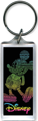 Picture of Disney Mickey Weaving Lucite Keychain