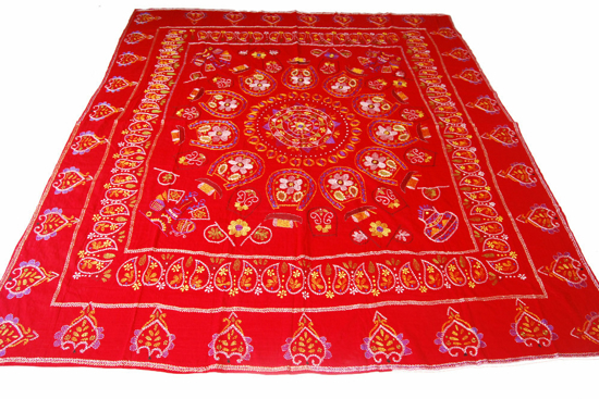 Picture of Traditional Nakshi katha. NK-001