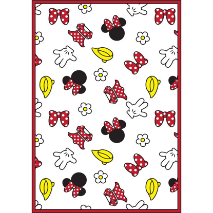 Picture of Disney Minnie Parts Kitchen Towel Single