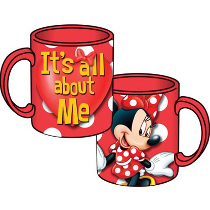 Picture of Disney Coffee Relief Mug All About Me Minnie