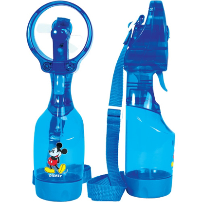 Picture of Disney Classic Mickey Squeeze Breeze Blue water mag  water bottle