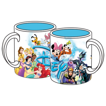 Picture of Disney All Character Cast 11oz Coffee Mug