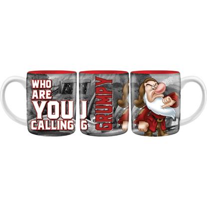 Picture of Disney Grumpy Who Are you Calling 14oz Mug Multi mug