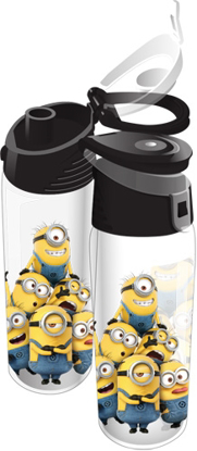 Picture of Disney Look at Us Minions Flip Top Bottle