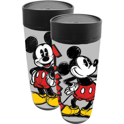 Picture of Disney Mikkup Mickey Mouse Classic Travel Mug glasses