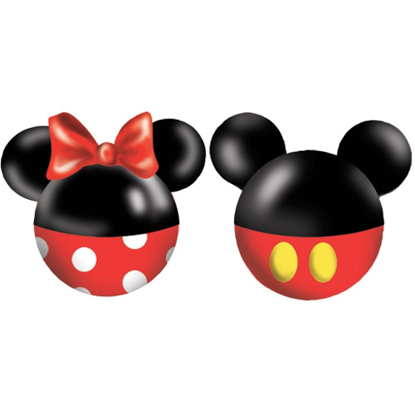 Picture of Disney Mickey Minnie body Salt & Pepper Shaker