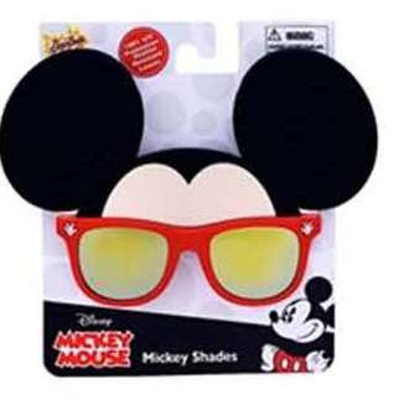 Picture of Disney Mickey Shades Sun Stache Sunglasses