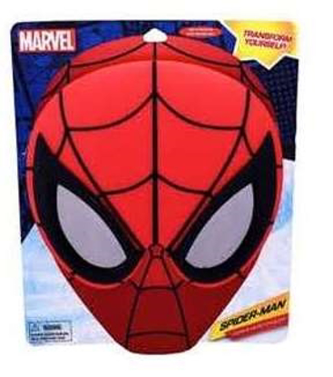 Picture of Spiderman Sun stache Sunglasses
