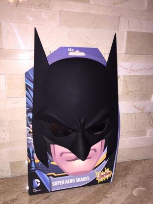 Picture of Batman Sunstache Sunglasses