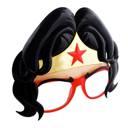 Picture of Disney Wonder Woman Sunstache Sunglasses