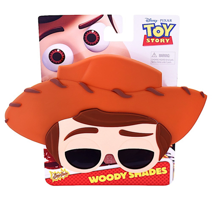 Picture of Woody Cowboy Toy Story Sunstache Sunglasses