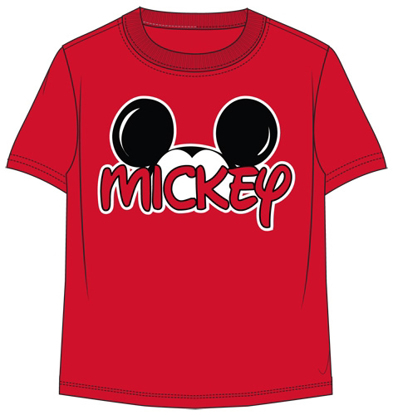 Picture of Disney Toddler Mickey Family Tee Red