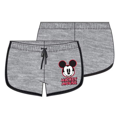 Picture of Disney Junior Short Hello Mickey Mouse Gray Black