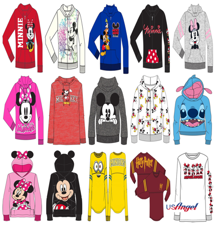 Picture for category Disney Seasonal Apparel