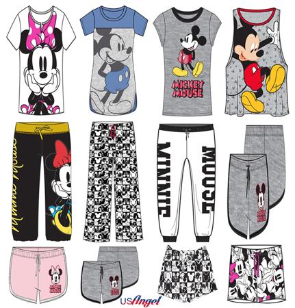 Picture for category Disney Women Sleepwear