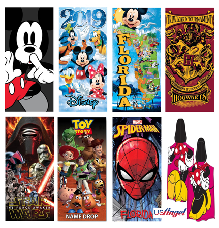 Picture for category Disney Beach Towel