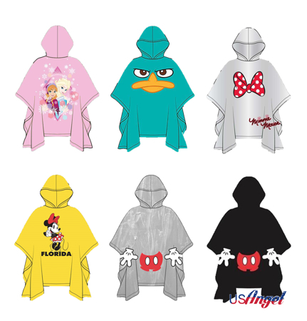 Picture for category Youth Poncho