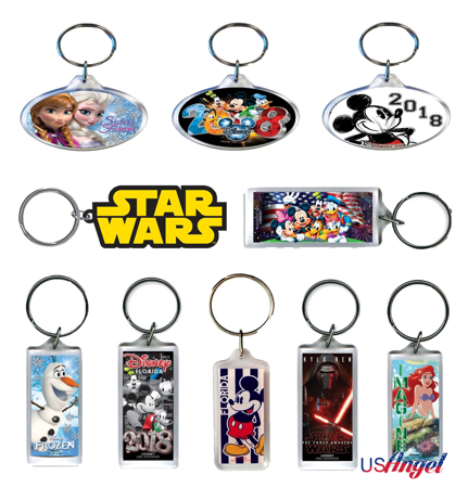 Picture for category Lucite Key Chain
