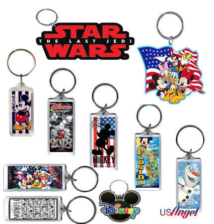 Picture for category Florida Namedrop Key chain