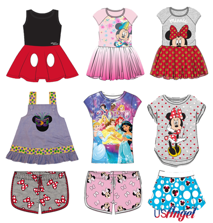 Picture for category Disney Girl Apparel