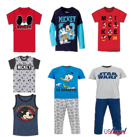 Picture for category Disney Boy Apparel