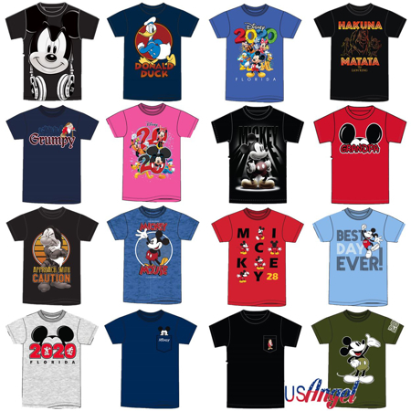 Picture for category Disney T-Shirt