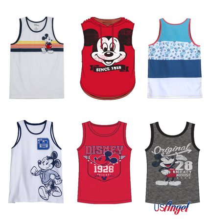 Picture for category Disney Men Tank Tops