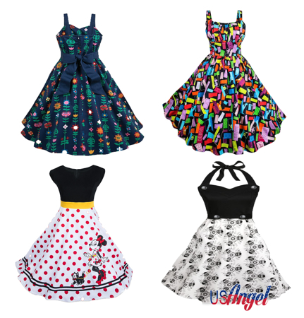 Picture for category Disney Girls Fashion Apparel