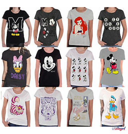 Picture for category Disney Women Basic T-Shirt