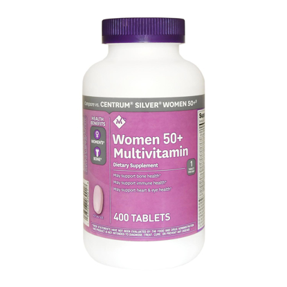 Picture of Member's Mark Women 50+ Multivitamin 400 ct