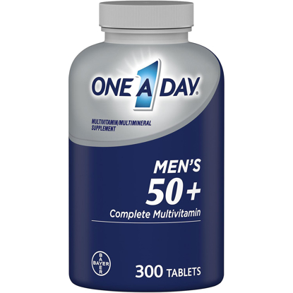 Picture of One A Day Men's 50+ Healthy Advantage Multivitamin 300 ct
