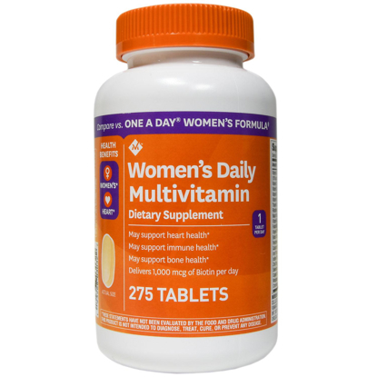 Picture of Member's Mark Women's Daily Multivitamin 275 ct