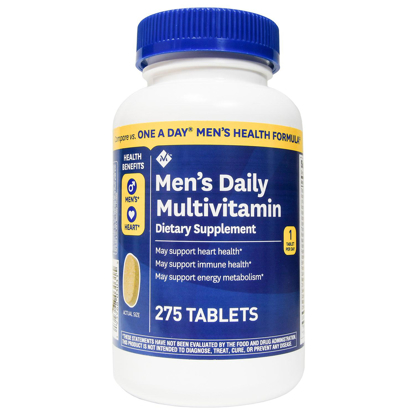 Picture of Member's Mark Men's Daily Multivitamin 275 ct