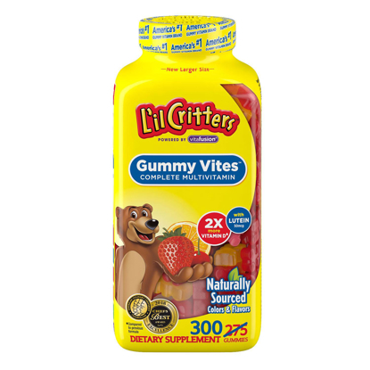 Picture of L'il Critters Gummy Vites Bears 300 ctl