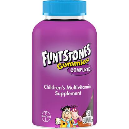 Picture of Flintstones Gummies Complete Vitamin Supplement 250 ct