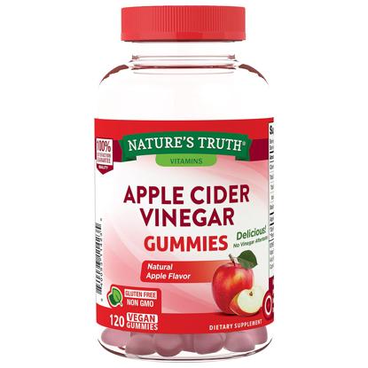 Picture of Nature's Truth Apple Cider Vinegar Gummies 120 ct