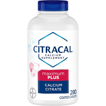 Picture of Citracal Calcium Caplets + D3 280 ct