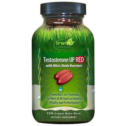 Picture of Testosterone UP RED 120 ct