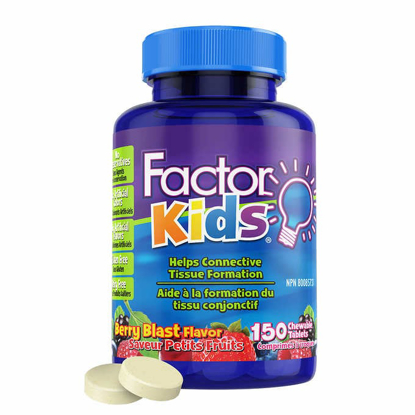 Picture of FOCUS factor Kids 150 Chewable Tablets