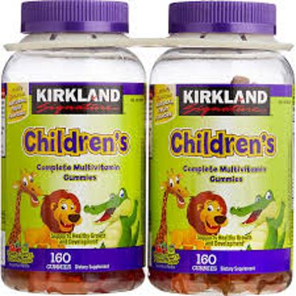 Picture of Kirkland Signatur Children's Complete Multivitamin 320 Gummies