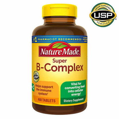 Picture of Nature Made Super B Complex Tablets 460 Count
