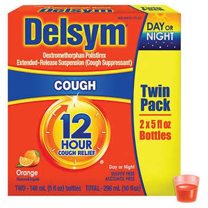 Picture of Delsym 12 Hour Cough Relief