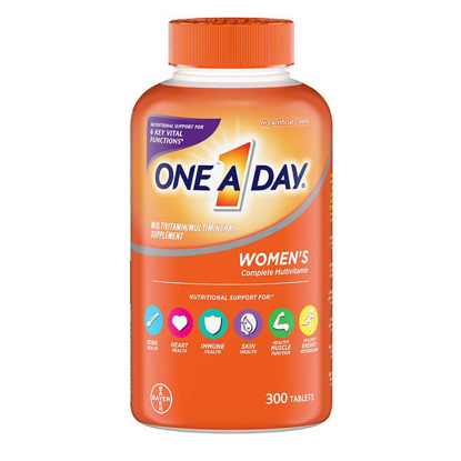 Picture of One A Day Women's Multivitamin 300 Tablets