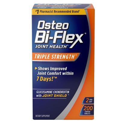Picture of Osteo Bi-Flex Triple Strength Caplets 200 ct