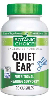 Picture of Botanic Choice Quiet Ear 90 Capsules